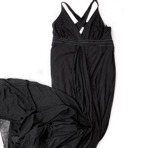 Calvin Klein • Cross Back Evening Dress